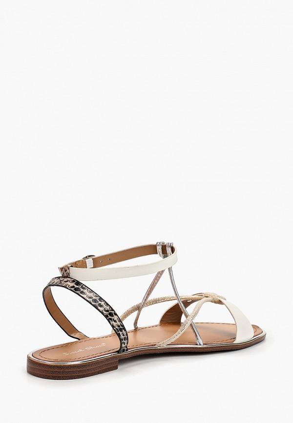 Фото 3 - женские сандали Sweet Shoes белого цвета