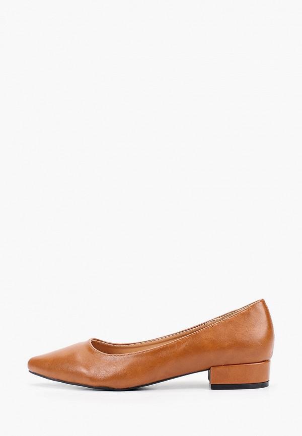 женские туфли sweet shoes, коричневые