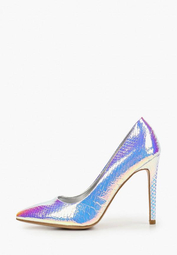женские туфли sweet shoes, серебряные