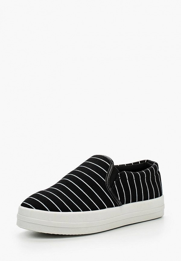 Купить Слипоны Sweet Shoes, SW010AWHSC16, черный, Весна-лето 2016
