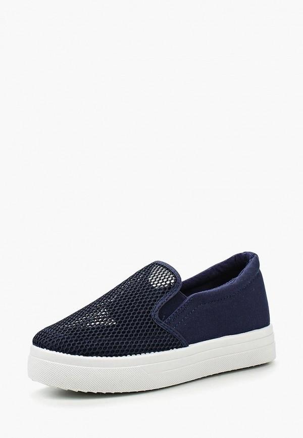 Купить Слипоны Sweet Shoes, sw010awipl81, синий, Весна-лето 2016
