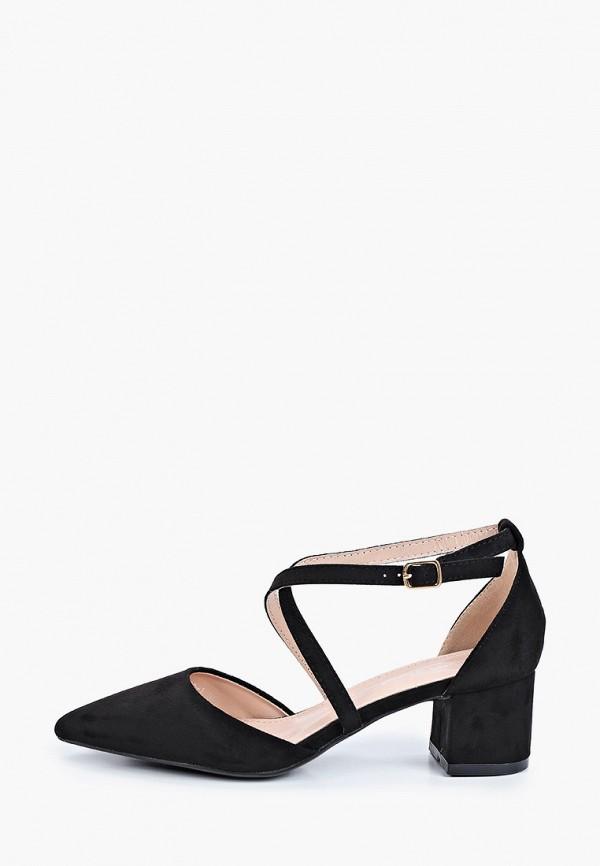 женские туфли sweet shoes, черные