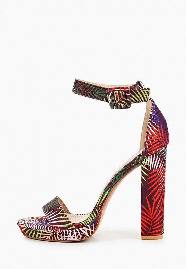 женские босоножки sweet shoes, разноцветные