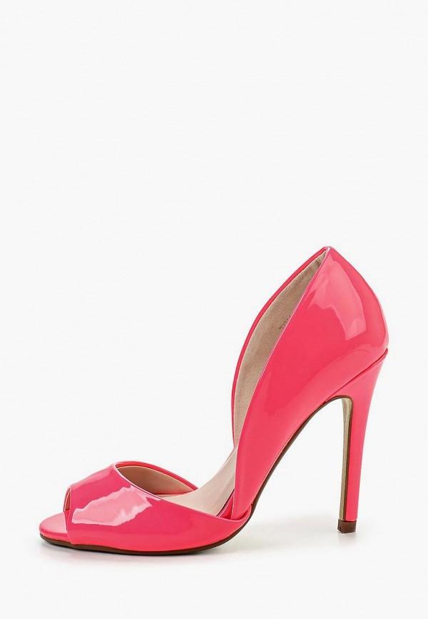 Фото 10 - женские туфли Sweet Shoes розового цвета