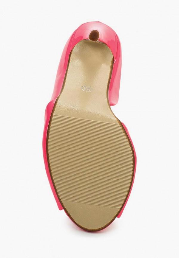 Фото 11 - женские туфли Sweet Shoes розового цвета