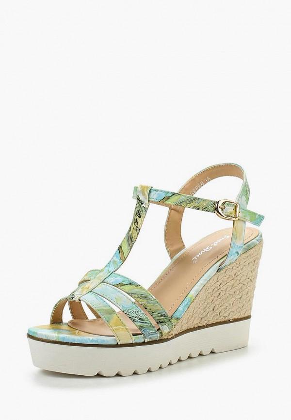 Купить Босоножки Sweet Shoes, sw010awiyr92, разноцветный, Весна-лето 2016