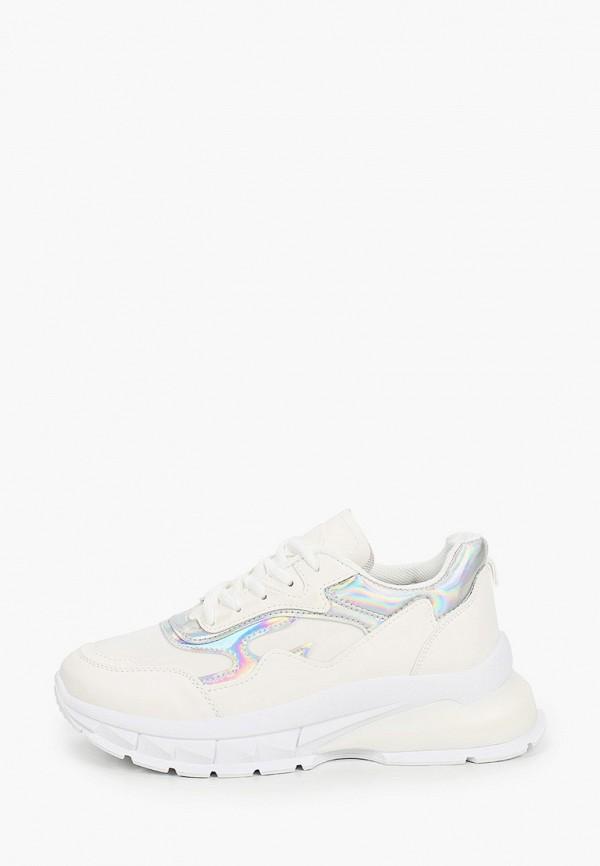 женские кроссовки sweet shoes, белые