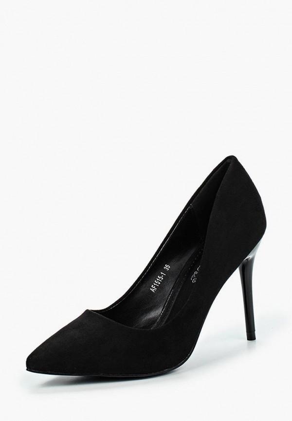 Купить Туфли Sweet Shoes, sw010awkke29, черный, Весна-лето 2018