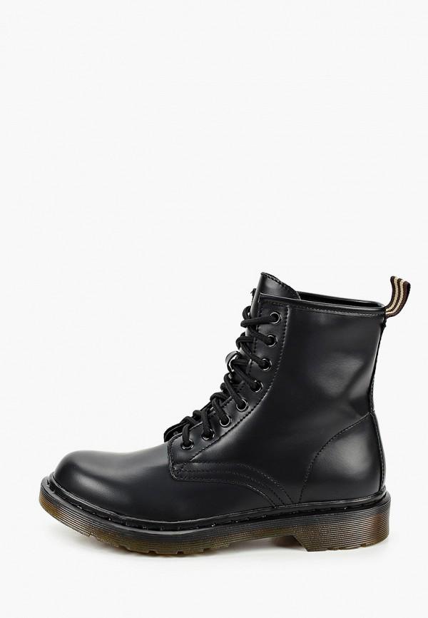женские высокие ботинки sweet shoes, черные