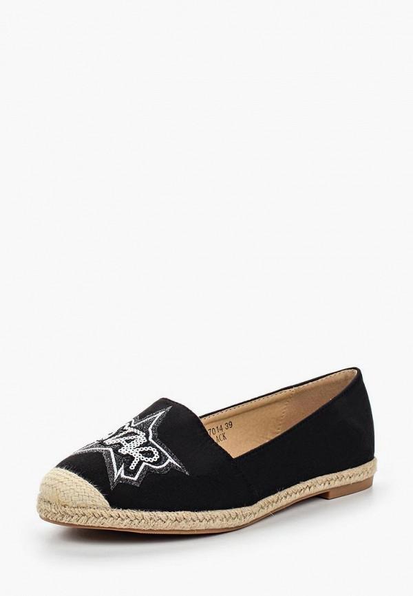 Купить Эспадрильи Sweet Shoes, sw010awrwl28, черный, Весна-лето 2017