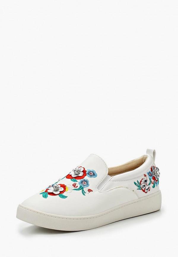 Купить Слипоны Sweet Shoes, sw010awtao59, белый, Весна-лето 2017