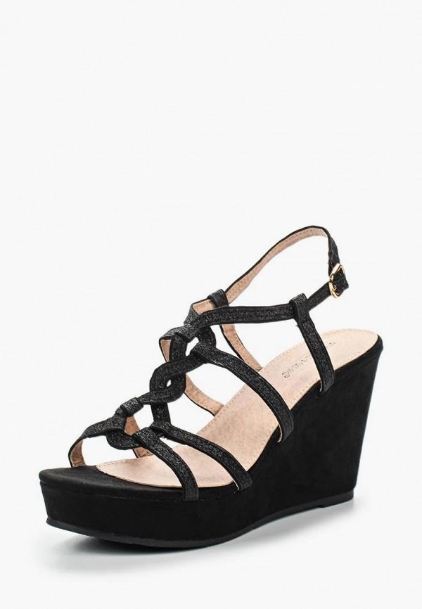 Купить Босоножки Sweet Shoes, sw010awtrl50, черный, Весна-лето 2017