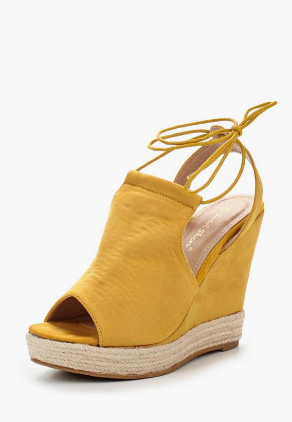 Босоножки Sweet Shoes Sweet Shoes SW010AWTRL73 все цены