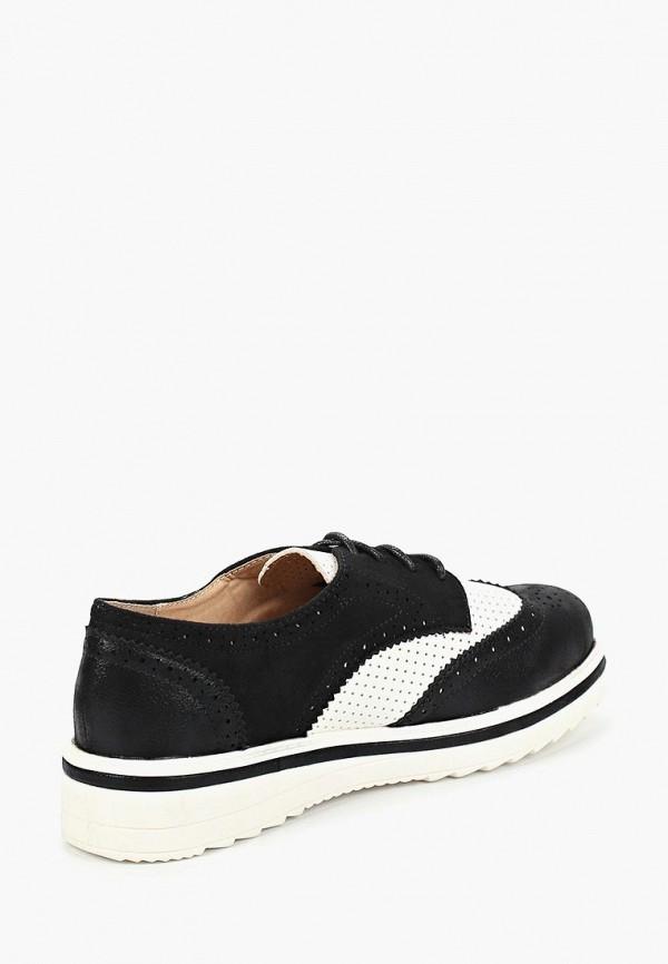 Фото 2 - женские ботинки и полуботинки Sweet Shoes черного цвета