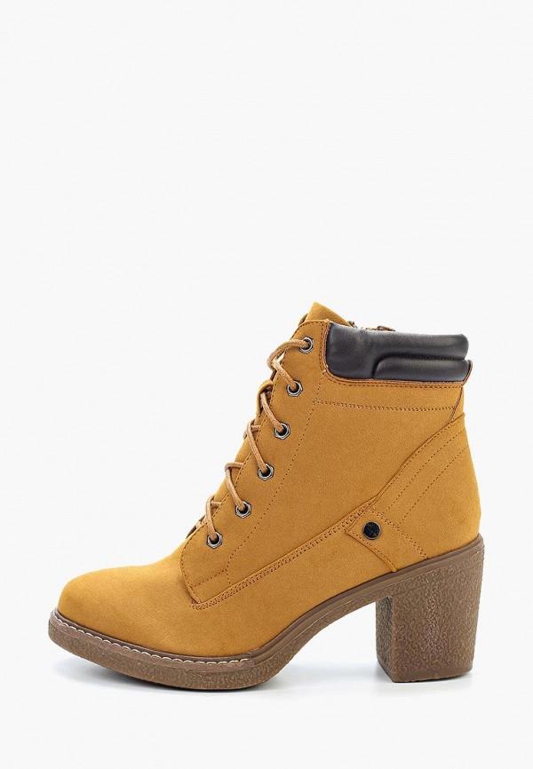 Фото 7 - женские ботильоны Sweet Shoes коричневого цвета