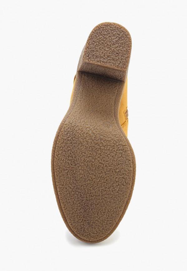 Фото 8 - женские ботильоны Sweet Shoes коричневого цвета