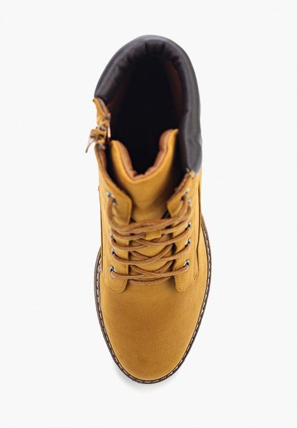 Фото 9 - женские ботильоны Sweet Shoes коричневого цвета