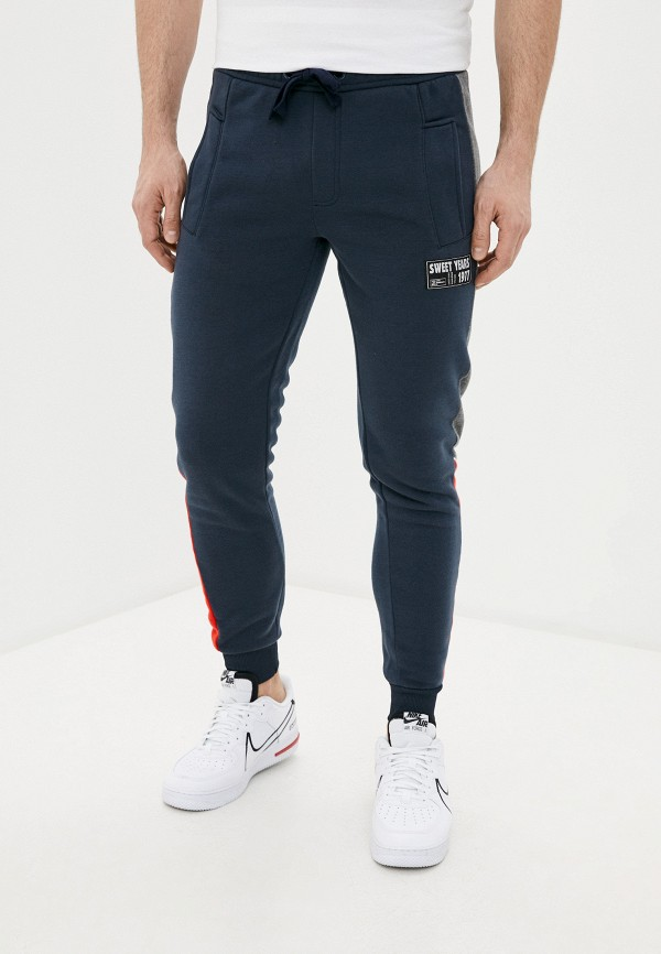 мужские спортивные брюки sweet years, синие
