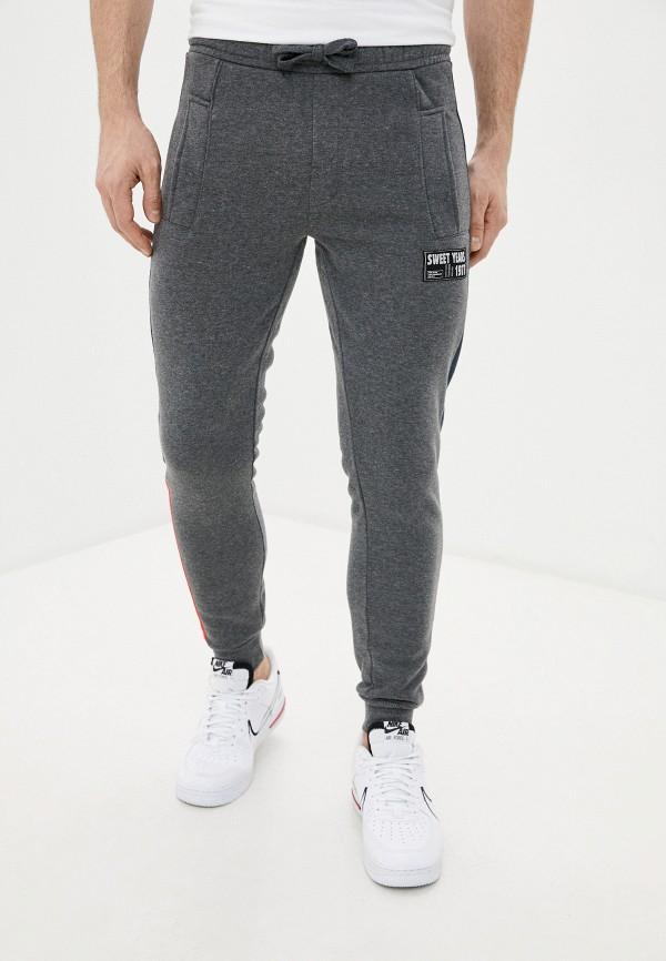 мужские спортивные брюки sweet years, серые