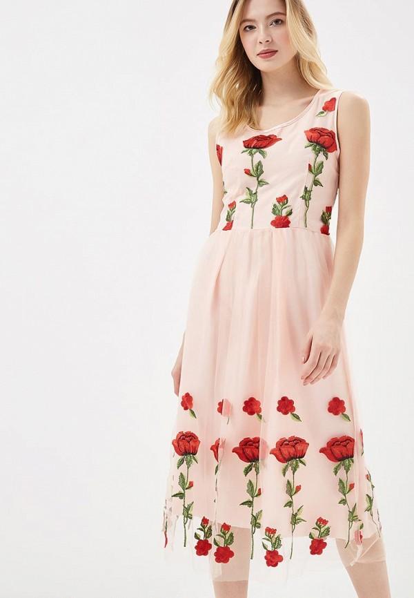 Купить Платье Sweet Miss, SW014EWBFON2, розовый, Весна-лето 2018