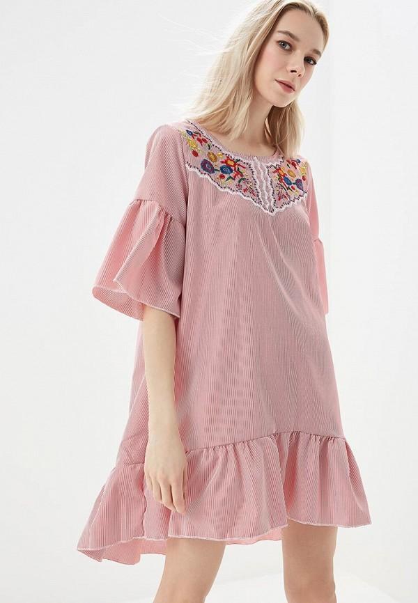 Платье Sweet Miss Sweet Miss SW014EWBFOO9 платье sweet miss sweet miss sw014ewbmno7