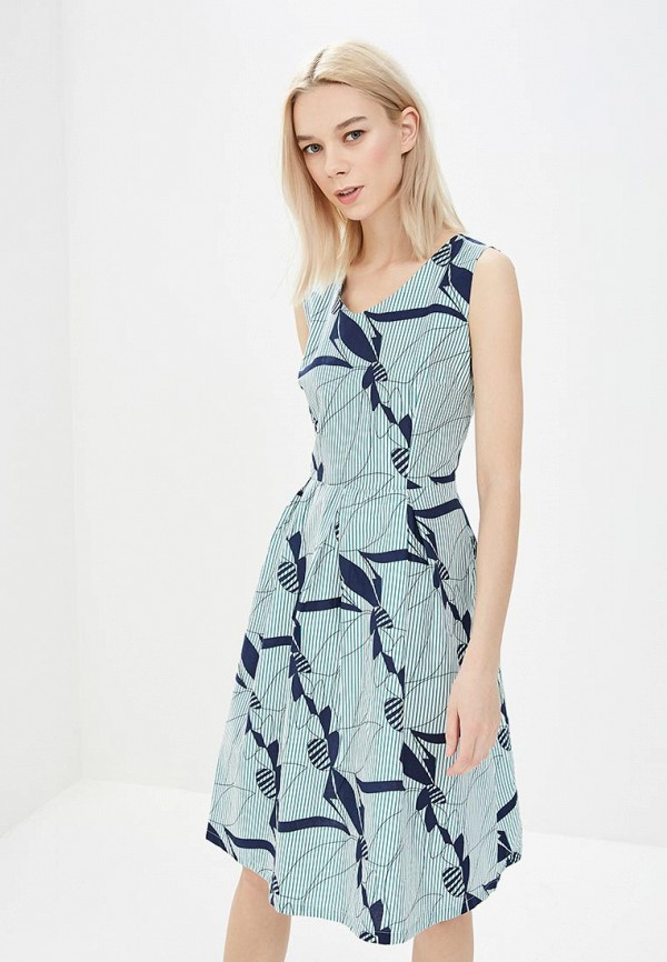 Купить Платье Sweet Miss, SW014EWBFOQ6, бирюзовый, Весна-лето 2018