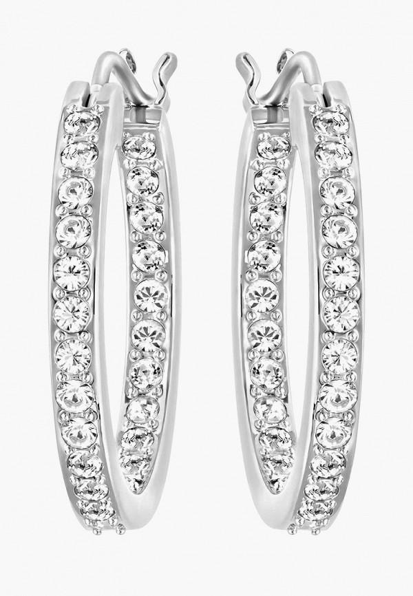 Серьги Swarovski® Swarovski® SW016DWCXNI3 swarovski swarovski родием ожерелье сердца кулон 1809006