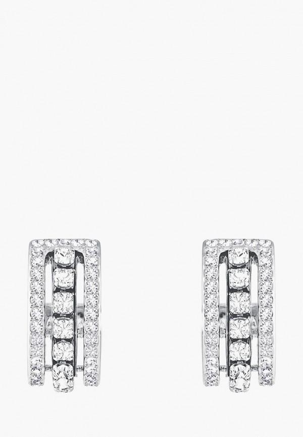 Серьги Swarovski® Swarovski® SW016DWDVQV5 жен в форме листа серьги слезки на заказ массивный европейский серебряный золотой серьги назначение свадьба для вечеринок особые случаи