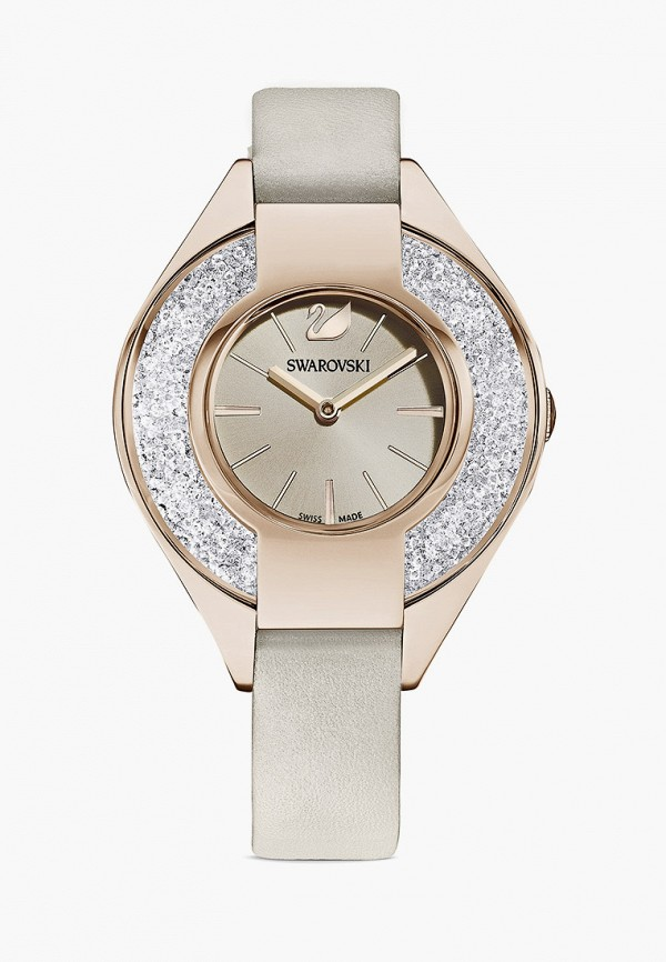 женские часы swarovski®, серые
