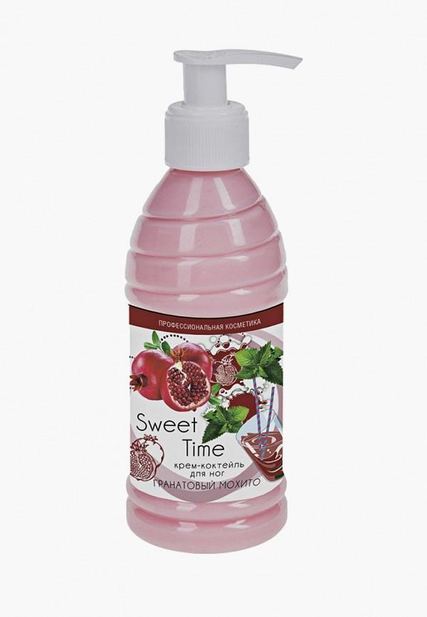 Крем для ног Sweet Time Sweet Time SW017LWEBFH1 масло для ногтей и кутикулы sweet time sweet time sw017lwebfh3