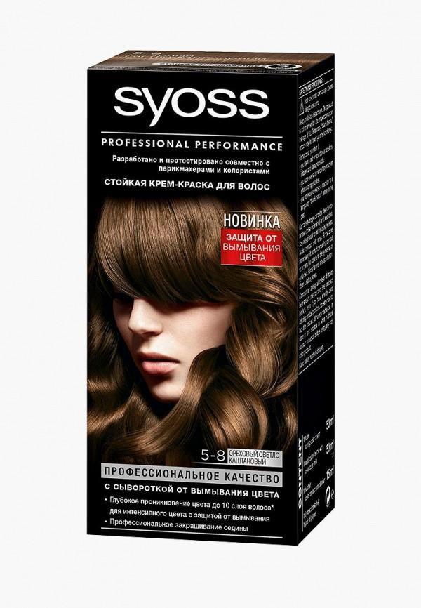 Краска для волос Syoss Syoss SY001LWJOJ54 syoss