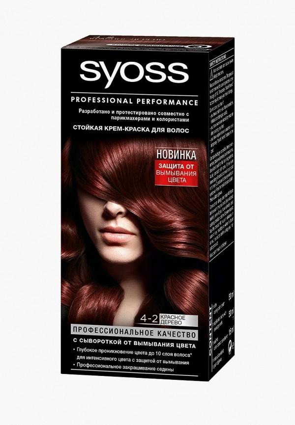 Краска для волос Syoss Syoss SY001LWJOJ62 syoss