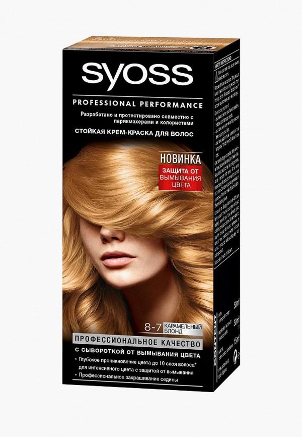 Краска для волос Syoss Syoss SY001LWJOJ63 цена и фото