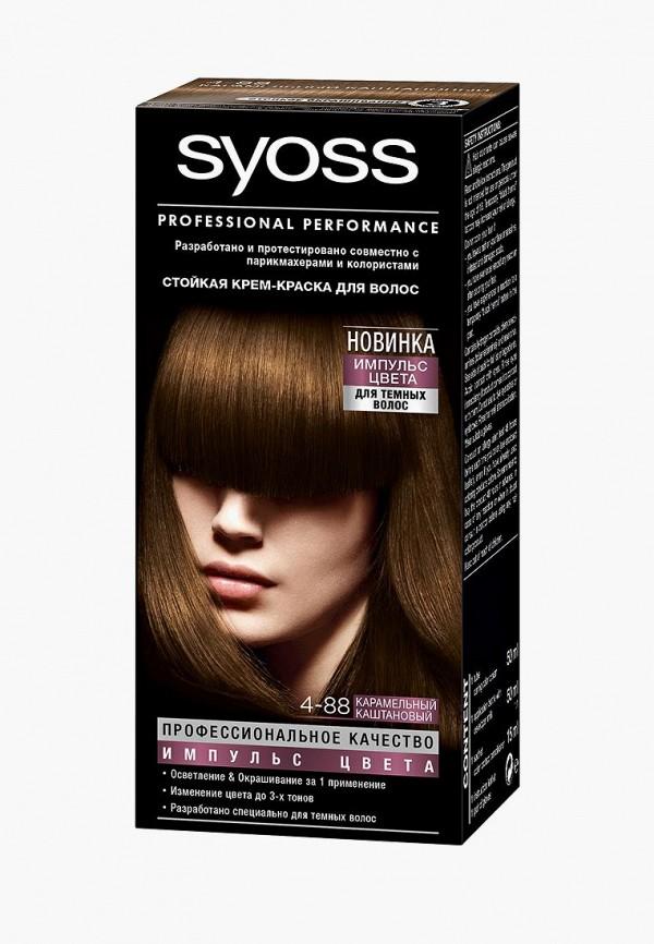 Краска для волос Syoss Syoss SY001LWJOJ68 syoss