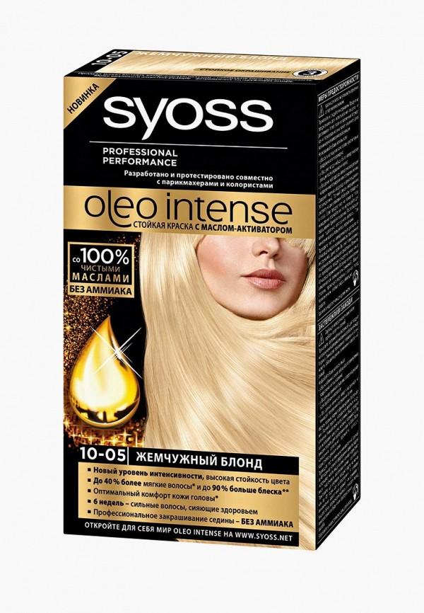 Краска для волос Syoss Syoss SY001LWJOK01 syoss