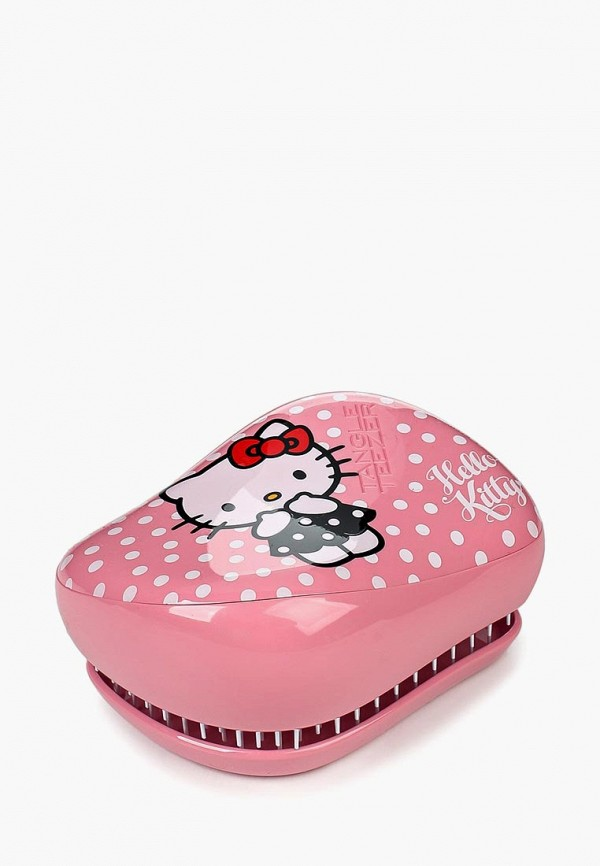 Купить Расческа Tangle Teezer, Compact Styler Hello Kitty Pink, ta022lwnlj33, розовый, Весна-лето 2019