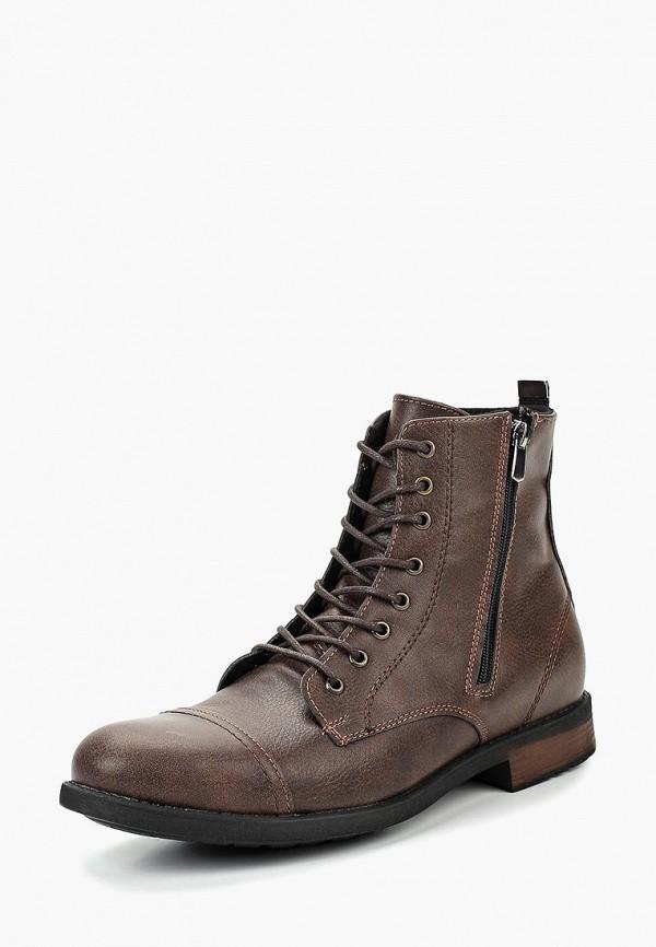 Фото - мужские ботинки и полуботинки Tamboga коричневого цвета