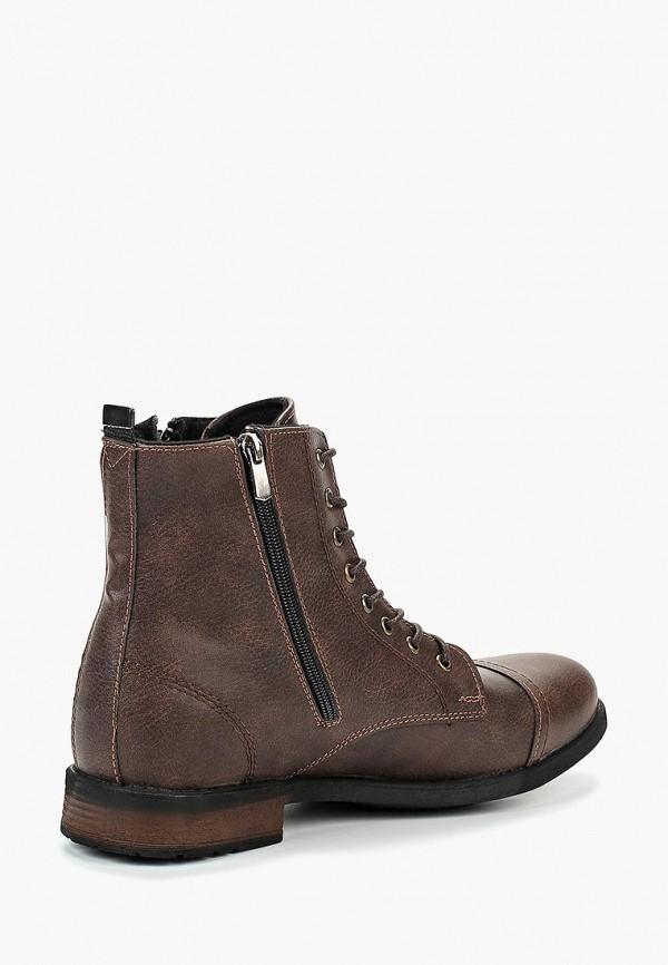 Фото 2 - мужские ботинки и полуботинки Tamboga коричневого цвета