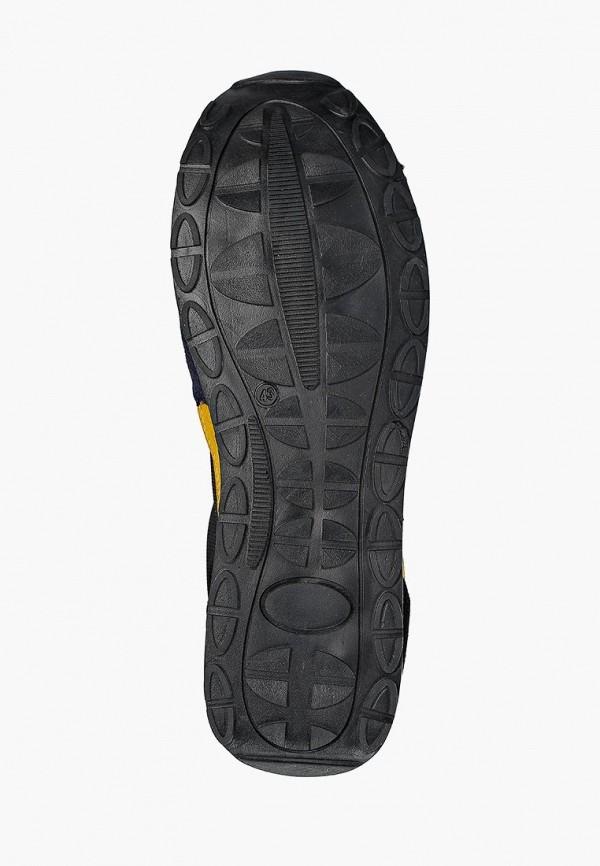 Фото 5 - мужские кроссовки Tamboga черного цвета
