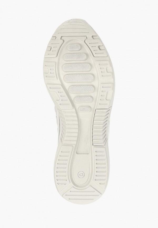 Фото 5 - мужские кроссовки Tamboga серого цвета