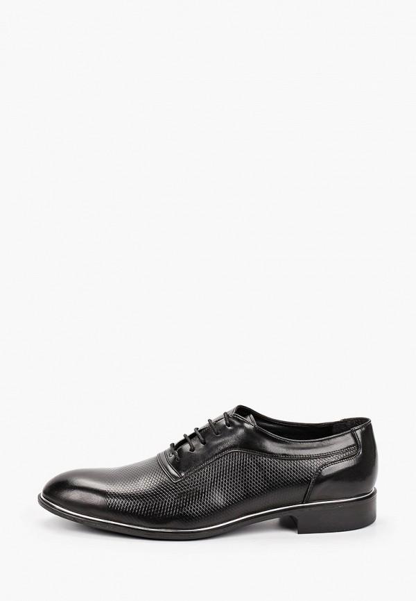 мужские туфли tamboga, черные