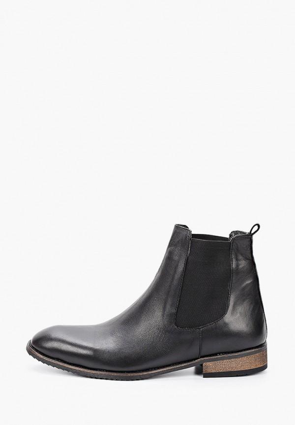 мужские ботинки tamboga, черные