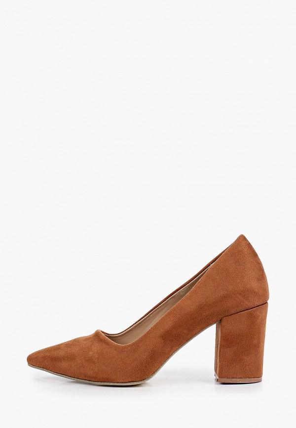 женские туфли tamboga, коричневые