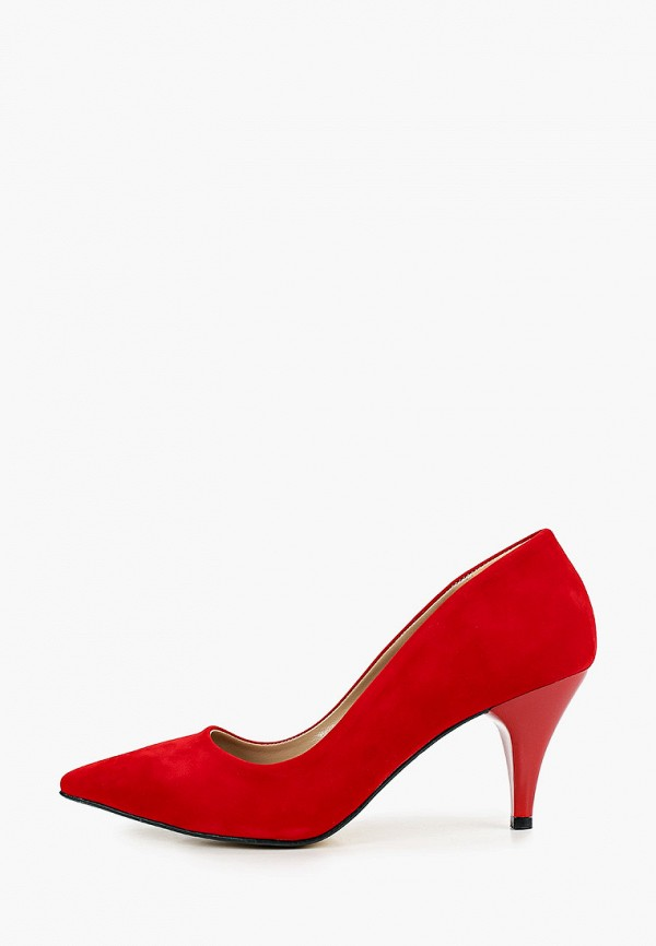 женские туфли tamboga, красные