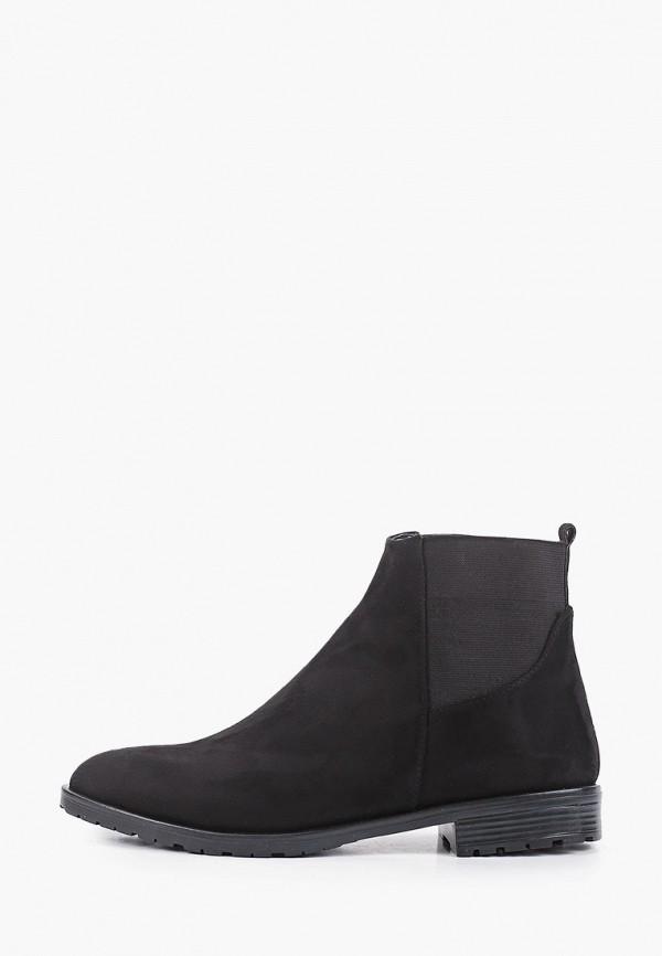 женские ботинки tamboga, черные