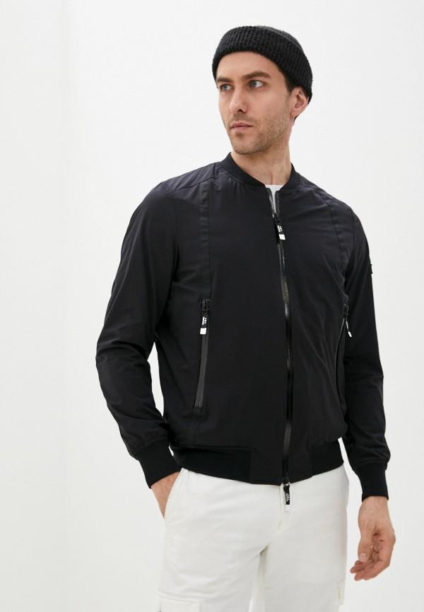 мужская куртка tatras, черная