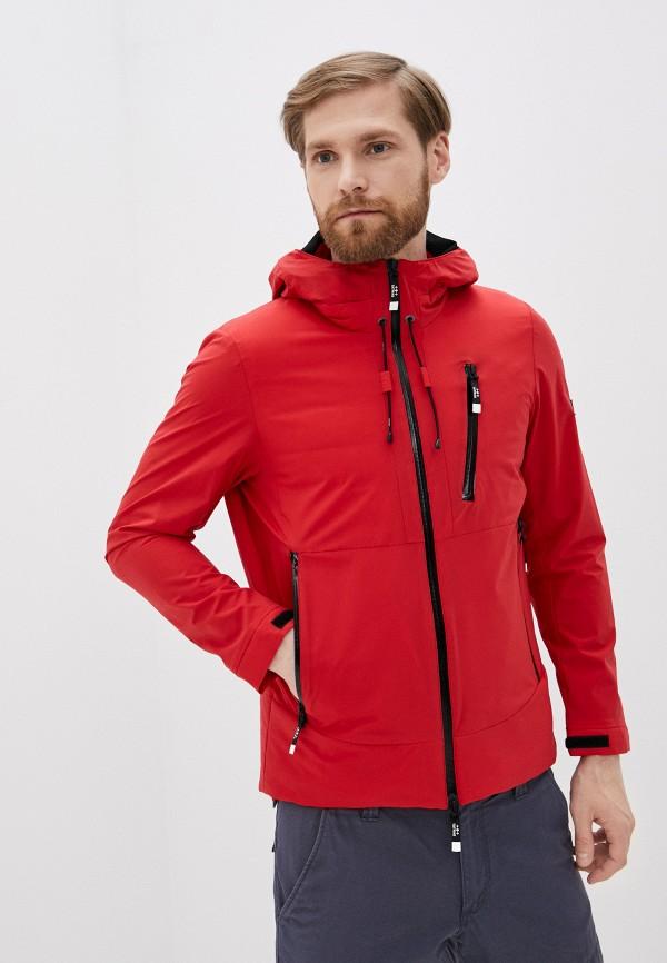 мужская куртка tatras, красная