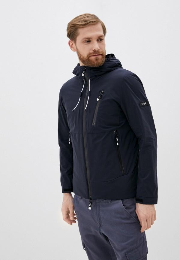 мужская куртка tatras, синяя