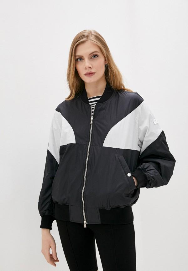 женская куртка tatras, черная