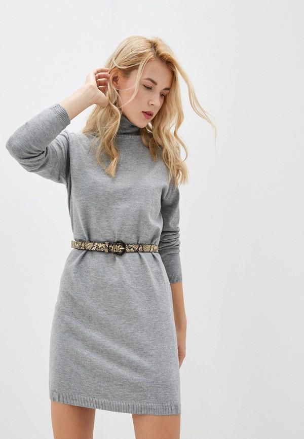 женское платье tantra, серое